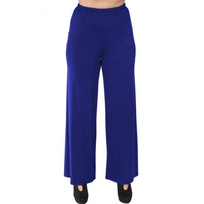 B19-167 Fitted culuotte - Royal Blue