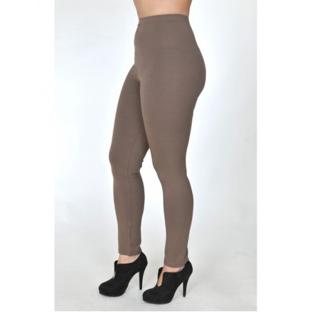 B19-263 Leggings - Beige