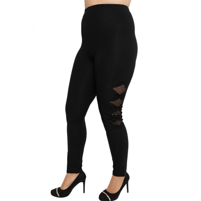 B19-263FT Leggings with bows
