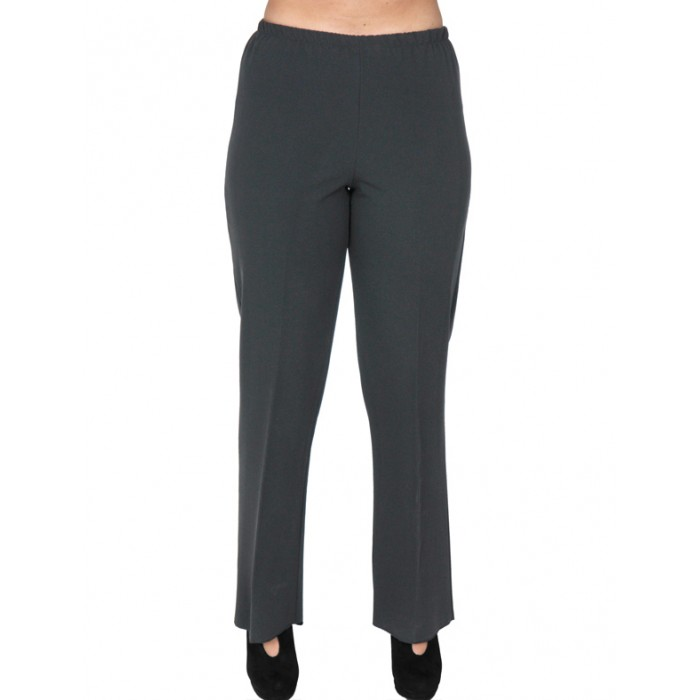 B19-752 Fitted trousers - Grey
