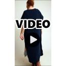 A20-4833 Bat Sleeve Dress