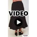 A21-460 Closh Skirt with elastic band