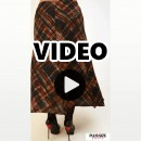 B20-5960 Jersey Closh Skirt with elastic band