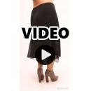 B21-2755K Skirt with elastic band
