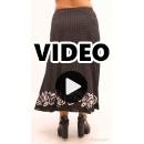 B21-4760 Closh Skirt with elastic band