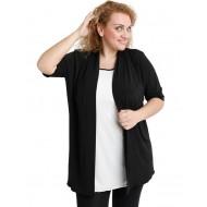 A20-140 Classic cardigan - Black