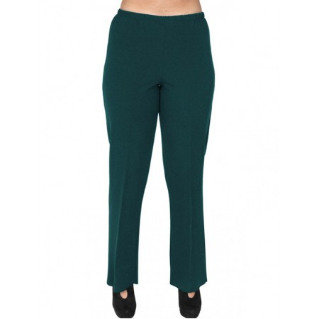 A20-152 Fitted pants - Petrol