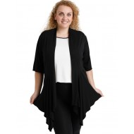 A20-241 Alpha cardigan - Black