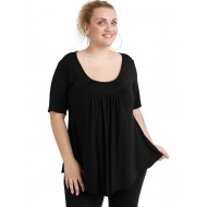 A20-244 Evaze blouse - Black