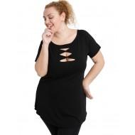 A20-246 Classic blouse - Black