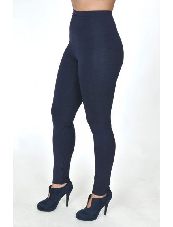 A20-263 Leggings - Navy Blue