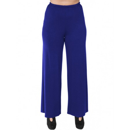 A20-267 Fitted culuotte - Royal Blue