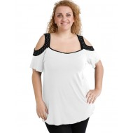 A20-480 Classic blouse - White