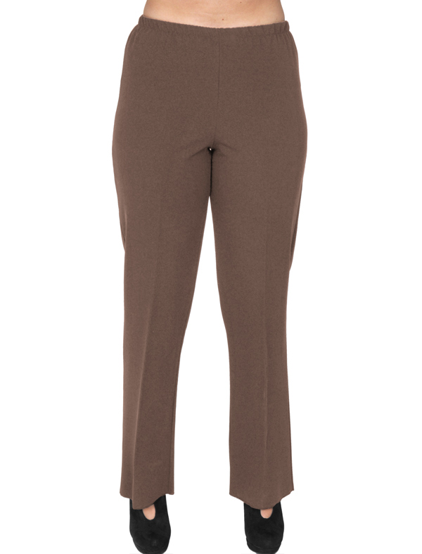 A20-752 Fitted pants - Brown
