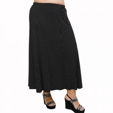 A21-460 Closh Skirt with elastic band
