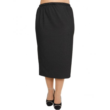 B19-3255 Fitted skirt
