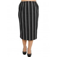B19-3355 Fitted skirt