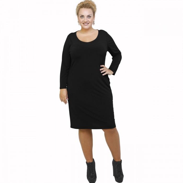 B21-100V Classic dress - Black