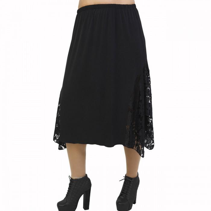 B21-155KD Skirt with elastic band