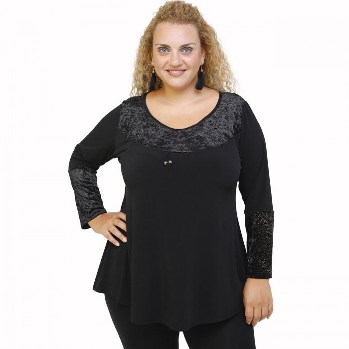 B21-5113 Alpha blouse